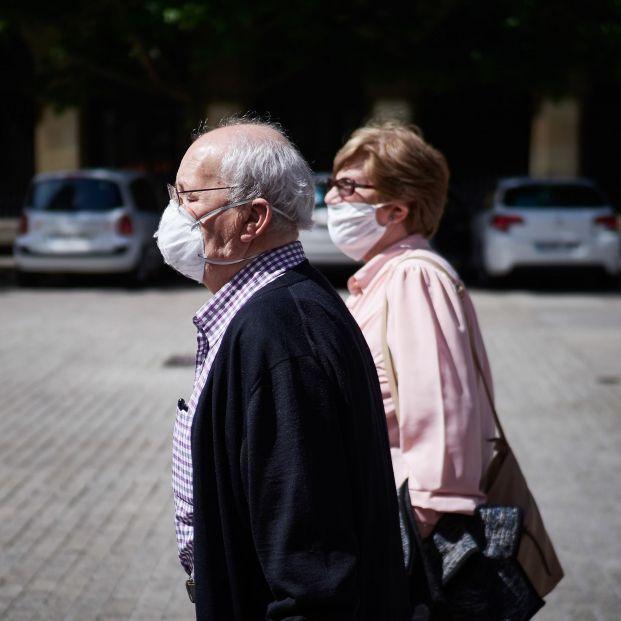 'Jueves y viernes ociosos', un programa de ocio para mayores de 65 años en Pamplona. Foto: Europa Press