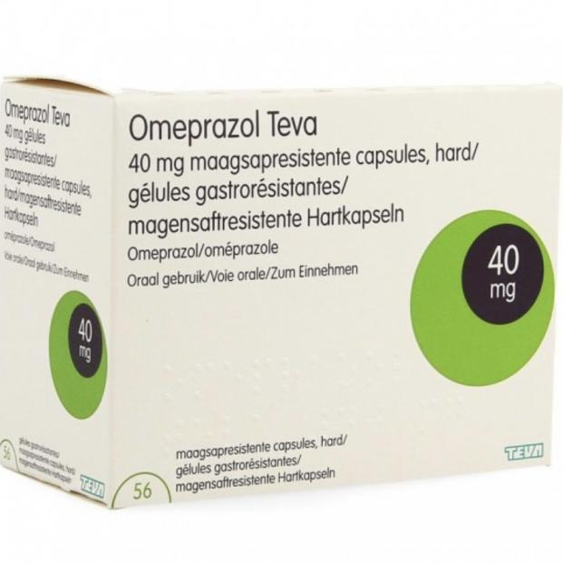 Sanidad retira dos lotes de omeprazol