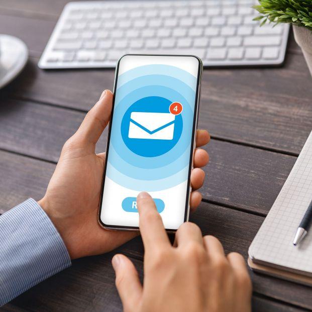 España, líder mundial en recepción de 'spam' en el segundo trimestre de 2020. Foto: Bigstock
