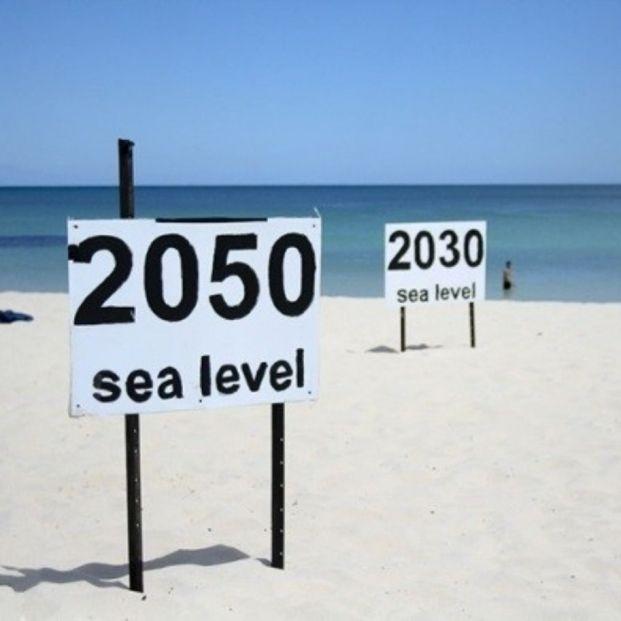 Así afectará la subida del nivel del mar a las playas españolas, según la NASA. Foto: Europa press