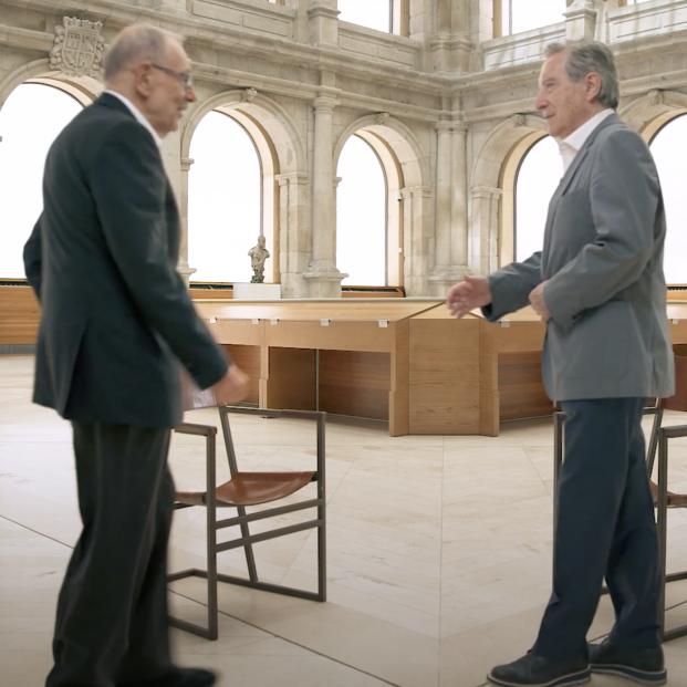 "Javier Solana e Iñaki Gabilondo debatirán sobre ""terrorismo, memoria y futuro"" . Foto: Centro Memorial"