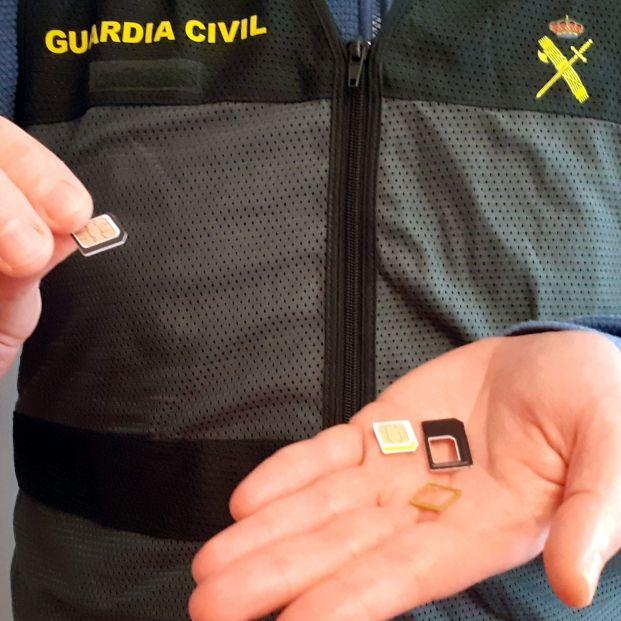 Detenidas ocho personas en A Coruña por estafas bancarias mediante el duplicado de tarjetas SIM. Foto: Europa Press