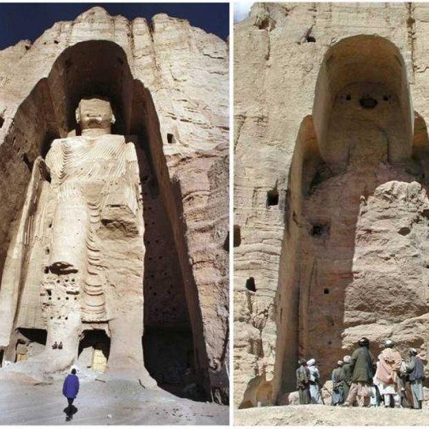 La UNESCO reclama protección sobre el patrimonio cultural de Afganistán. Captura de pantalla RTVE