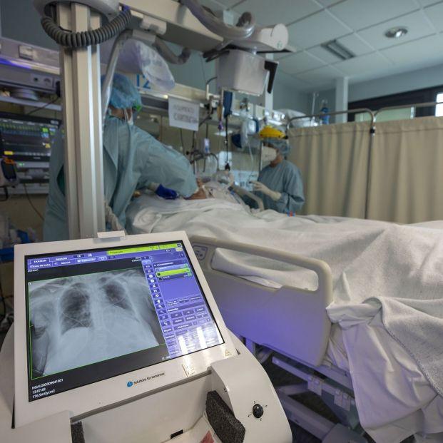 Los médicos rechazan el tratamiento con ozono frente a la COVID-19 por falta de evidencia científica. foto: Europa Press