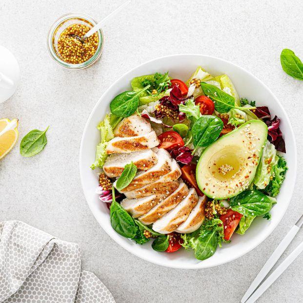 Beneficios de las espinacas crudas para nuestro cuerpo Foto: bigstock