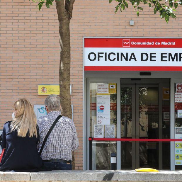 """Desempleados involuntarios vs. desempleados """"voluntarios"""". Foto: Europa Press"""