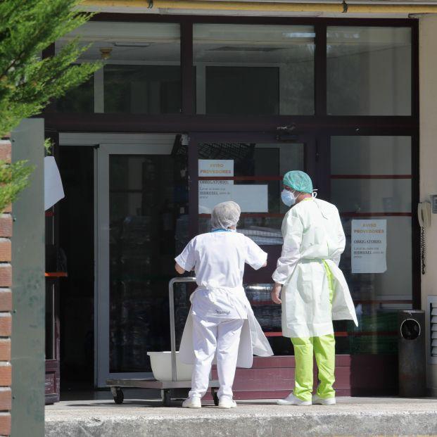El brote de la  residencia As Gándaras (Lugo) sigue aumentado, y ya son 72 casos confirmados