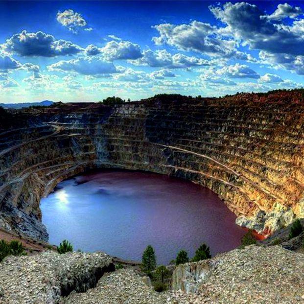 Viaje por el Parque Minero de Riotinto en Huelva: un trocito de Marte Foto: Fundación Riotinto