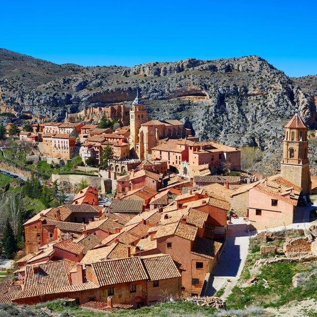 Albarracín (Teruel) (bigstock)