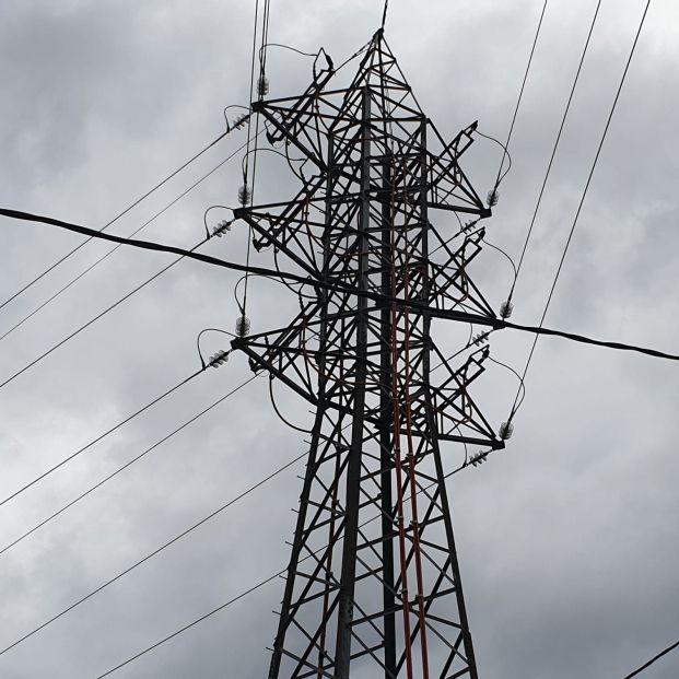 El precio de luz se dispara este miércoles y marca su tercer máximo histórico. foto: Europa Press