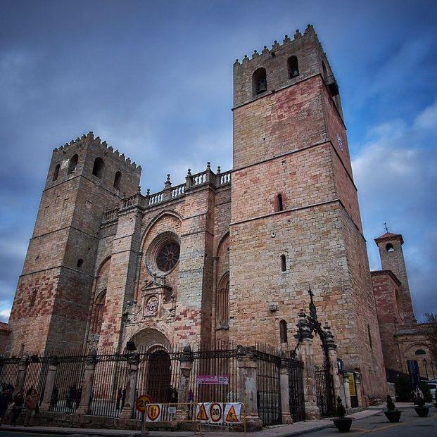 Catedral de Sigüenza (Flikr)