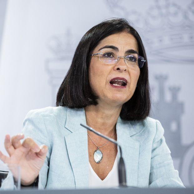 La ministra Darias asegura que España está preparada para recibir una tercera dosis