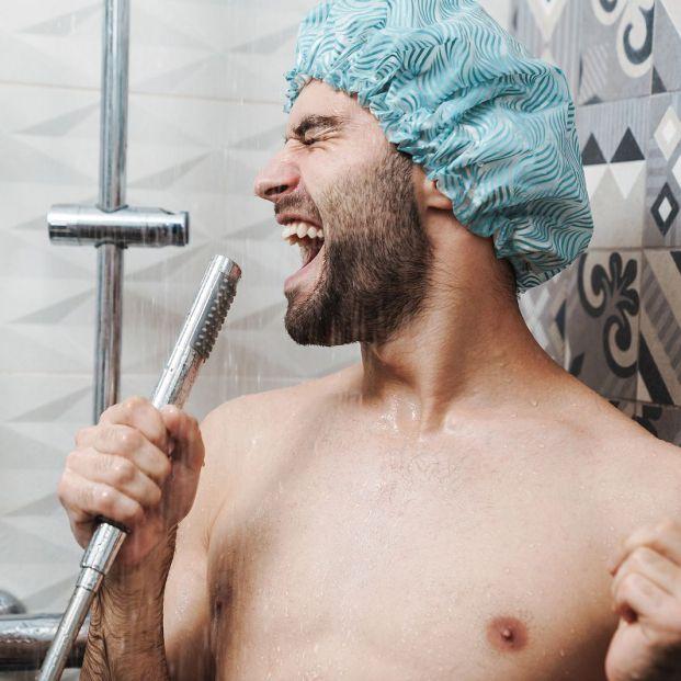 Canta bajo la ducha con estos 8 altavoces impermeables Foto: bigstock
