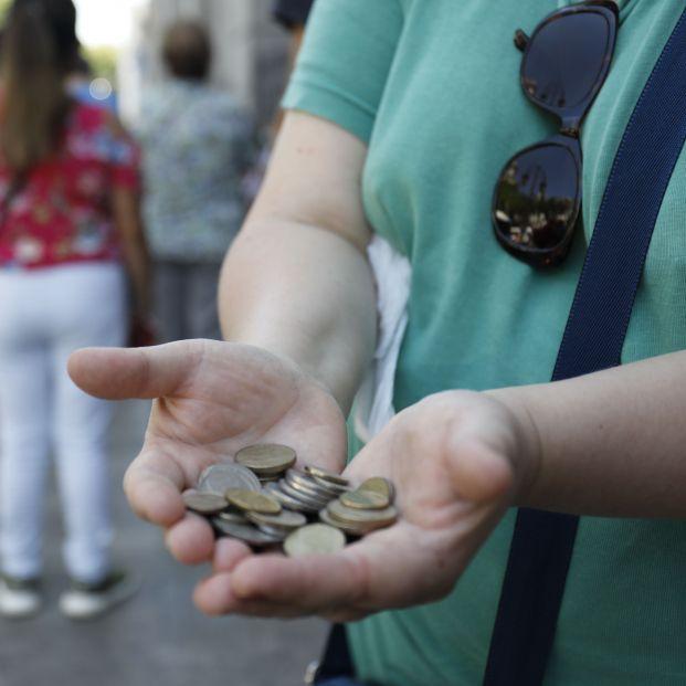 El plazo para cambiar pesetas por euros acaba con un 3,2% sin canjear, unos 1.575 millones de euros. Foto: Europa Press