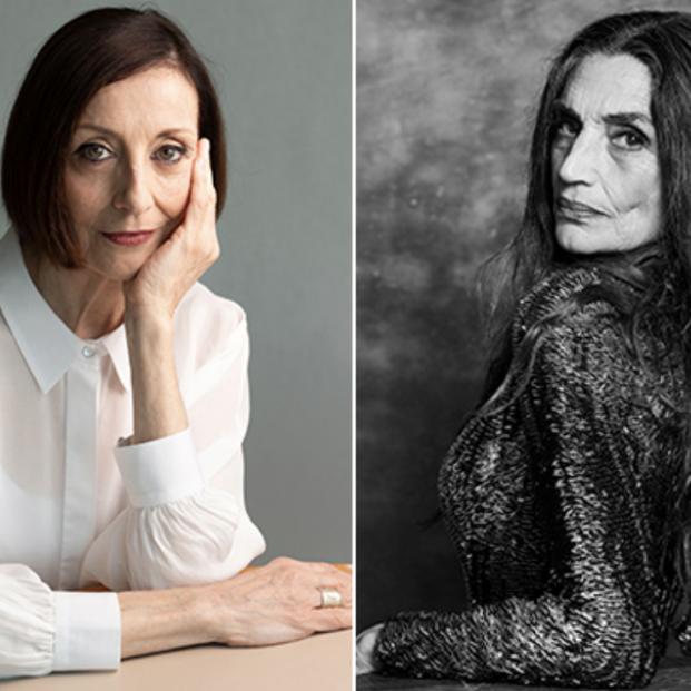 Carme Elias y Ángela Molina, homenajeadas por las academias de cine de España y Cataluña