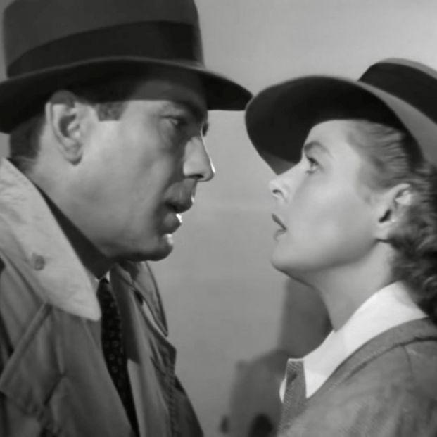 5 grandes películas que fueron censuradas en España (Foto: 'Casablanca'. Captura de la película)