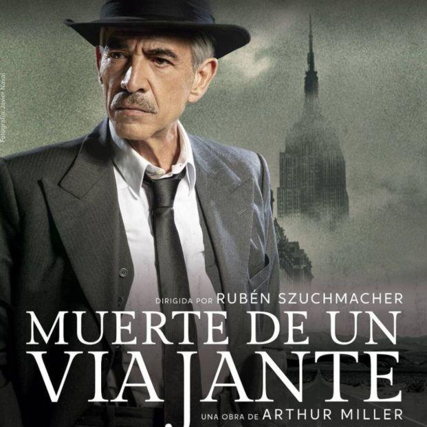 Huelva acogerá el estreno de 'Muerte de un viajante', el mayor reto profesional de Imanol Arias