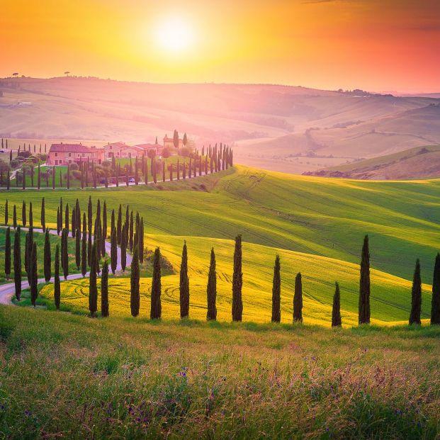6 pueblos de la Toscana que no debes perderte Foto: bigstock