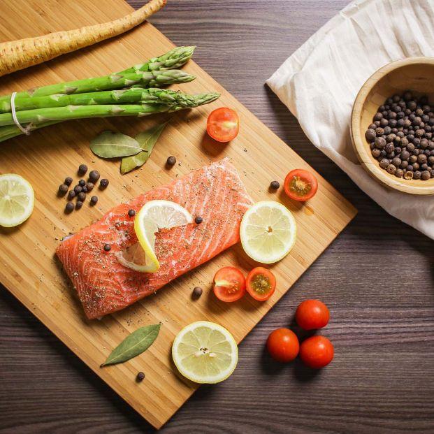 Alimentos buenos y saludables para el cerebro (pixabay)