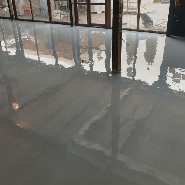 Pinta el suelo de tu garaje o trastero con estos sencillos pasos Foto: bigstock