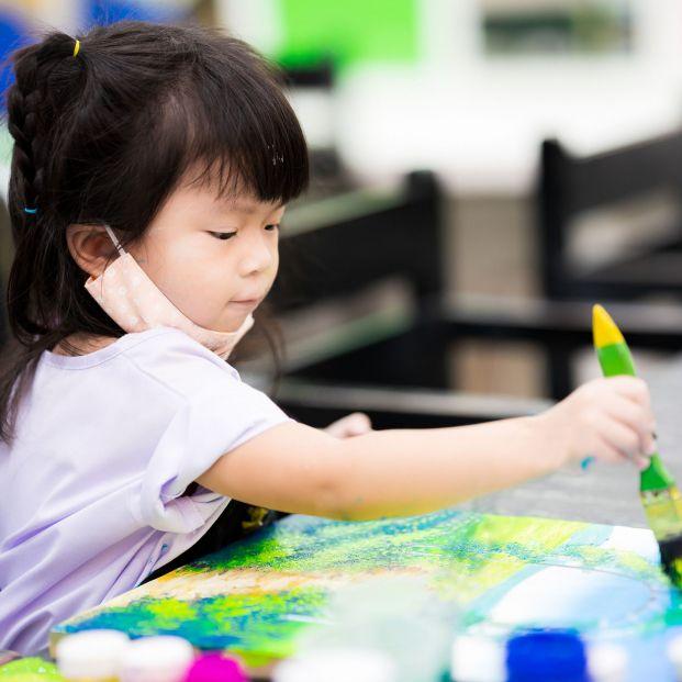China prohíbe la realización de exámenes a niños de seis y siete años en todos los colegios del país. Foto: Bigstock
