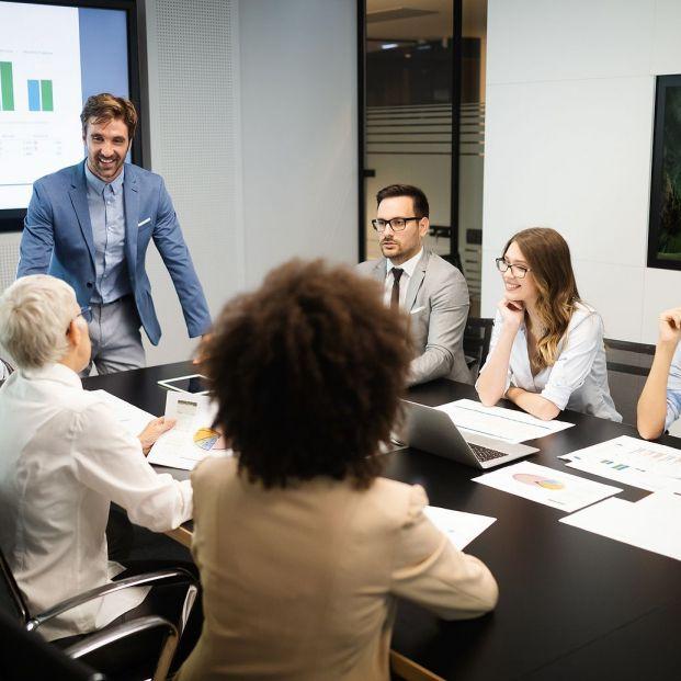 4 trucos de PowerPoint para mejorar y agilizar el diseño de tus presentaciones Foto: bigstock