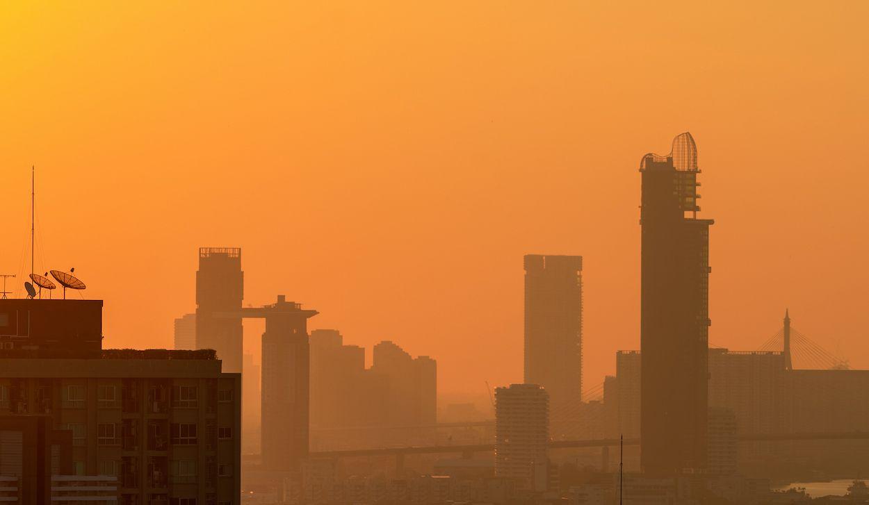 bigstock Contaminación atmosférica
