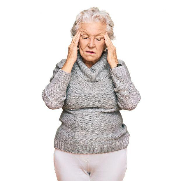 La contaminación causa dolor de cabeza (big stock)