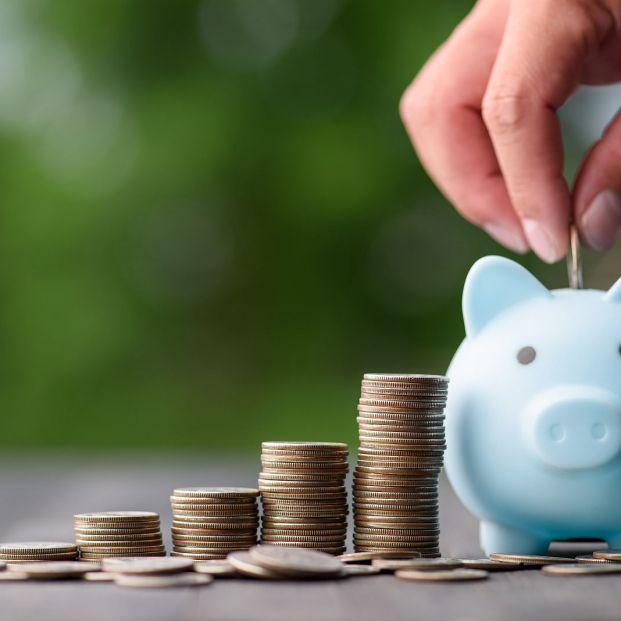 Ahorrar puede ser fácil con ayuda de esta aplicación Foto: bigstock