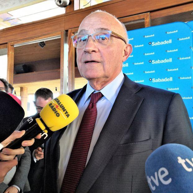 EuropaPress 2025464 josep oliu banco sabadell