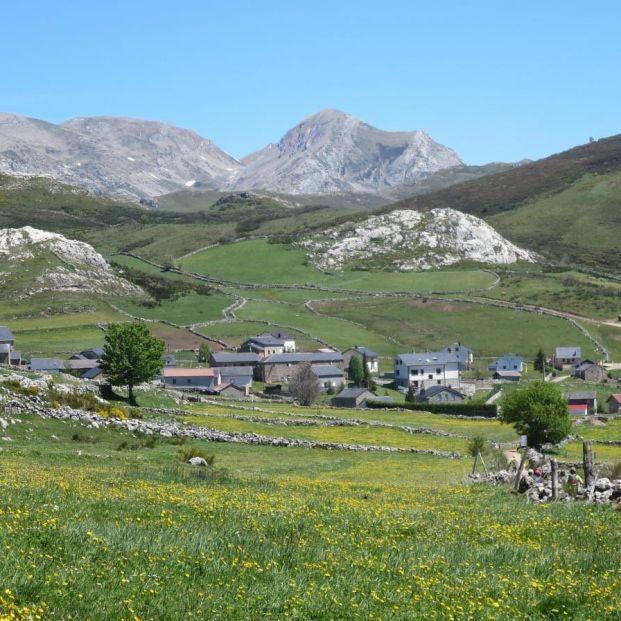Santa María del Puerto ( Somiedo), Pueblo Ejemplar de Asturias 2021