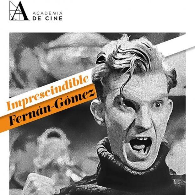 EuropaPress 3909540 homenaje academia cine fernan gomez (1)