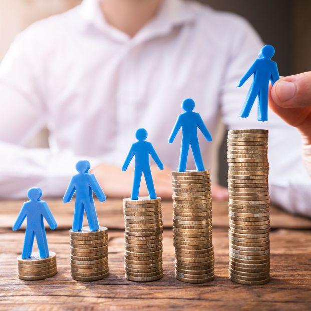 Cuál es el salario mínimo interprofesional y hasta cuánto podría subir este año. Foto: Bigstock