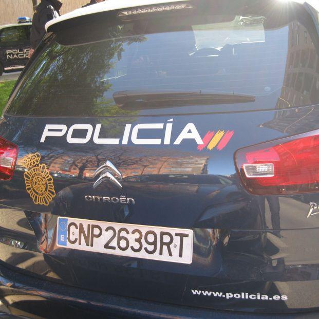 EuropaPress 3908449 imagen recurso coche policia