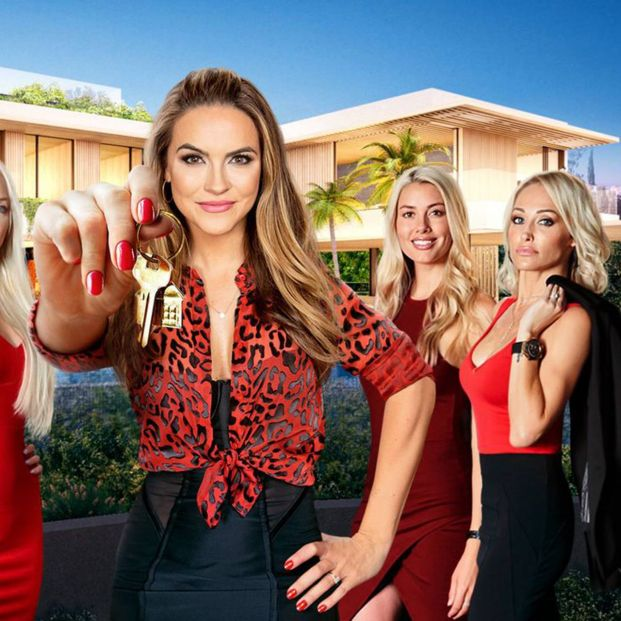 Series sobre casas espectaculares y agentes inmobiliarios de Netflix y Amazon