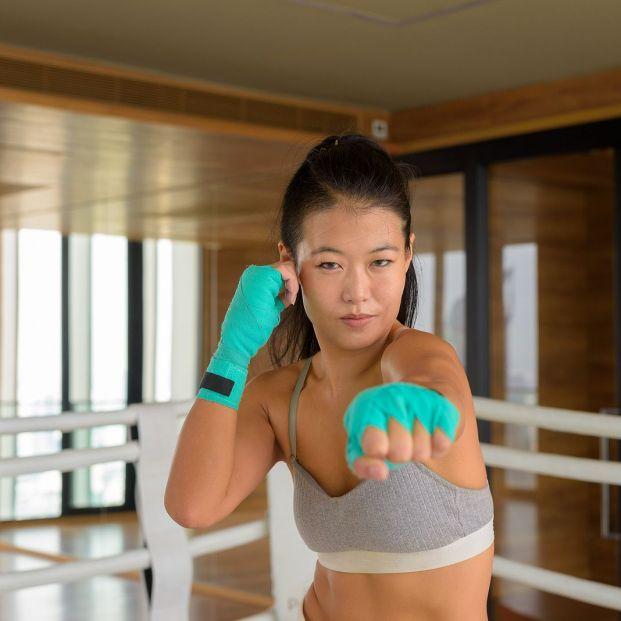 ¿Sabes qué es el BoxingYoga? Foto: bigstock