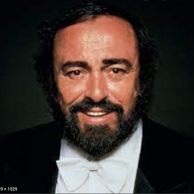 """Luciano Pavarotti a través de sus frases: """"En casa no canto; ni siquiera en la ducha"""""""
