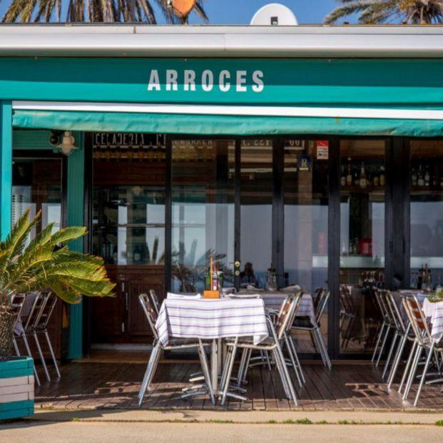 Restaurantes accesibles en Barcelona (http://www.happy.es/restaurante/lescamarla/)