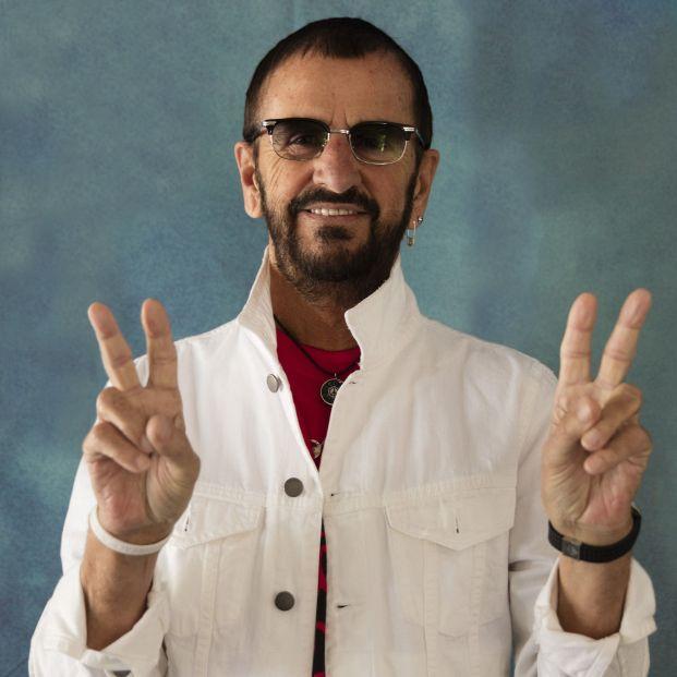 Artistas que se mantienen en activo y siguen cosechando éxitos más allá de los 80 años - Ringo Starr - Foto: Europa Press