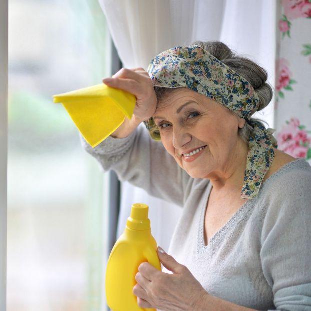 Hábitos de limpieza (bigstock)