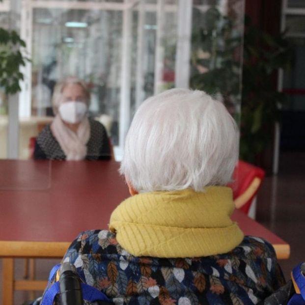 El 85,9% de los mayores de 65 años han sufrido algún impacto como consecuencia de la pandemia. Foto: Europa Press