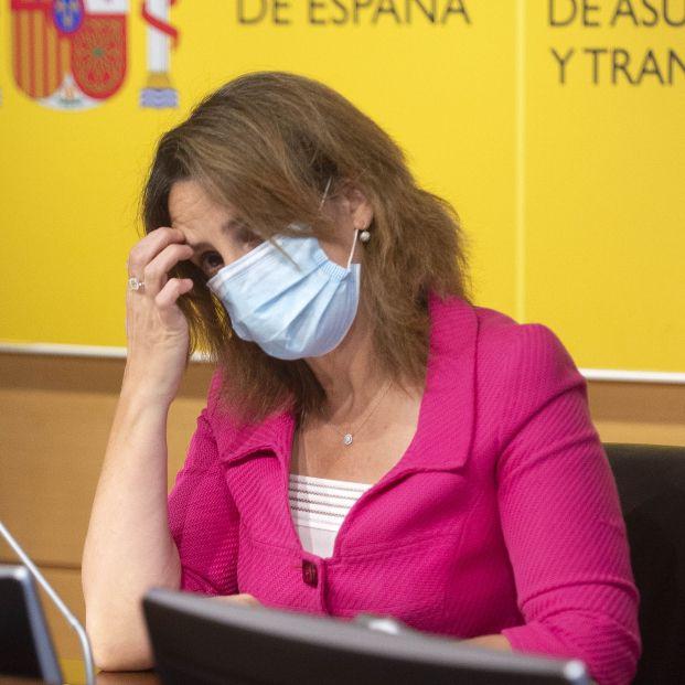 EuropaPress 3858502 vicepresidenta tercera ministra transicion ecologica reto demografico