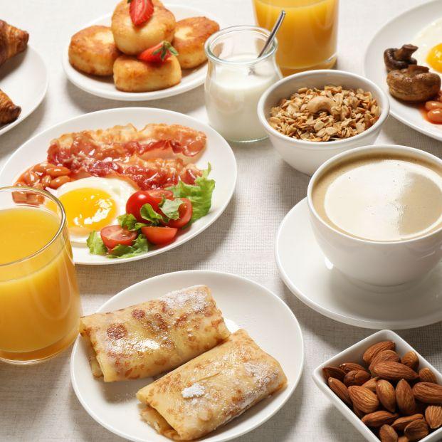 Tenemos que desayunar bien