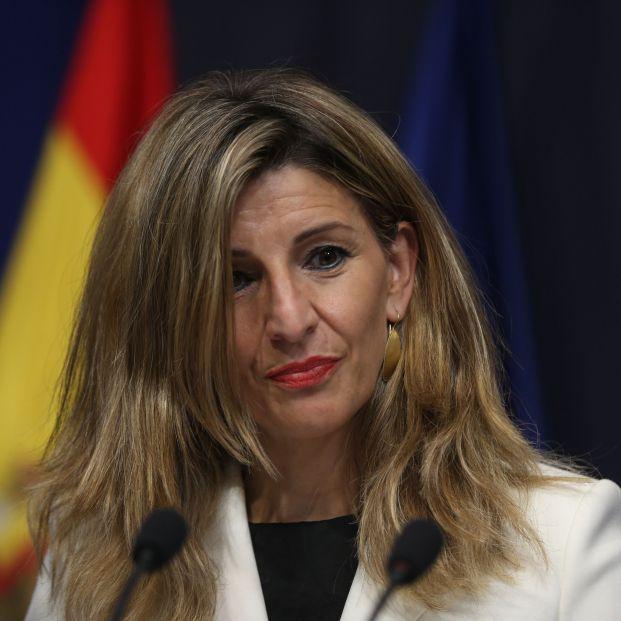 Ministras de Trabajo y Sanidad: no deben dejarse pisotear. Foto: Europa Press
