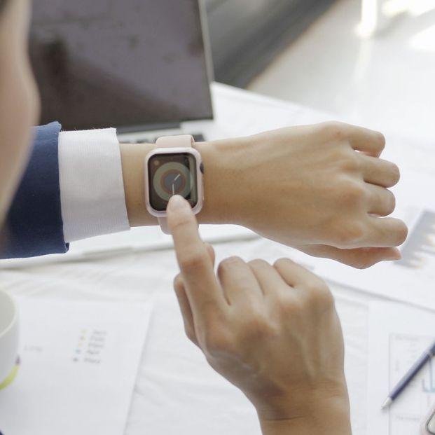 Walkie talkie en tu reloj inteligente: así es como funciona Foto: bigstock