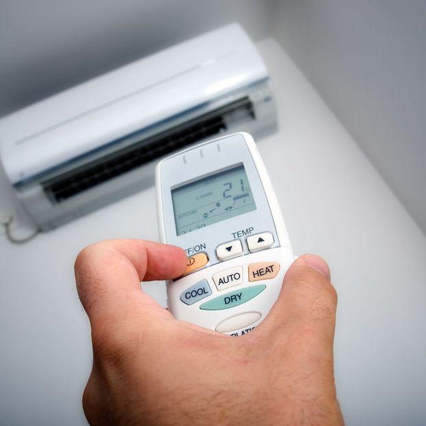 Cómo aprovechar el agua del aire acondicionado Fotio: bigstock
