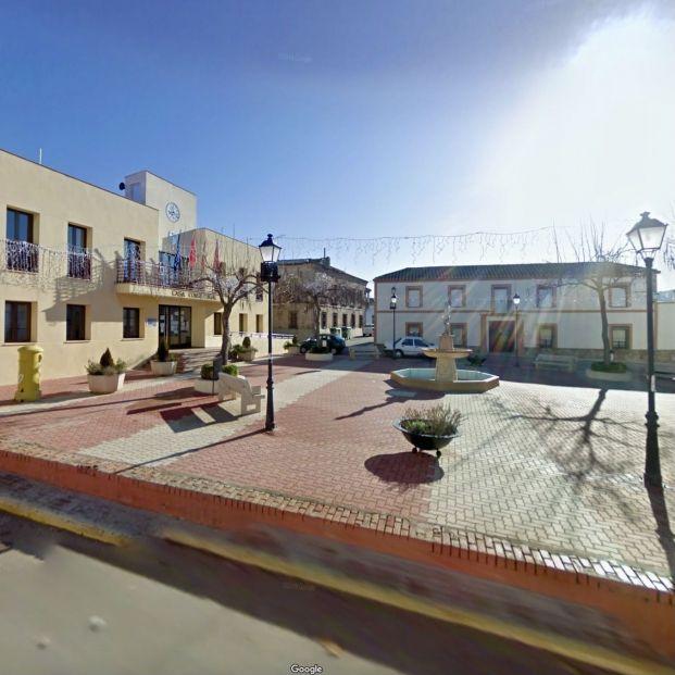 Un pueblo de Ciudad Real producirá su propia energía ante la subida de la luz (Foto: Ballesteros de Calatrava. Google Maps)