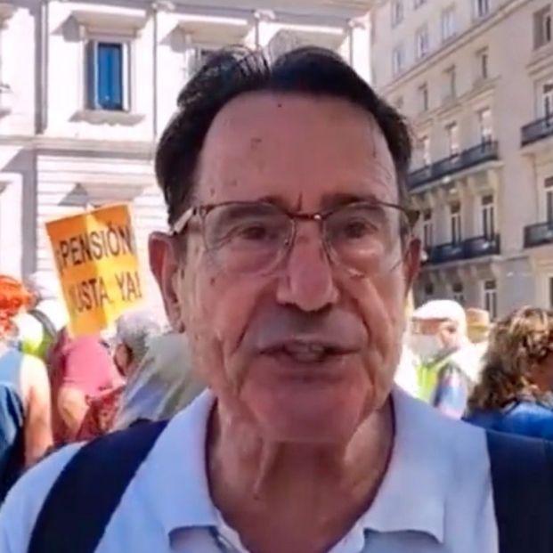 """Los pensionistas salen de nuevo a la calle: """"Toda la política de Escrivá parte de mentiras"""""""