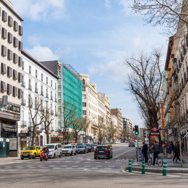 Así será el hotel de El Corte Inglés en Madrid: 6,8 millones, 4 estrellas y 113 habitaciones
