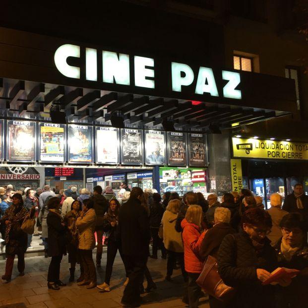 Una segunda vida para el mítico Cine Paz de Madrid